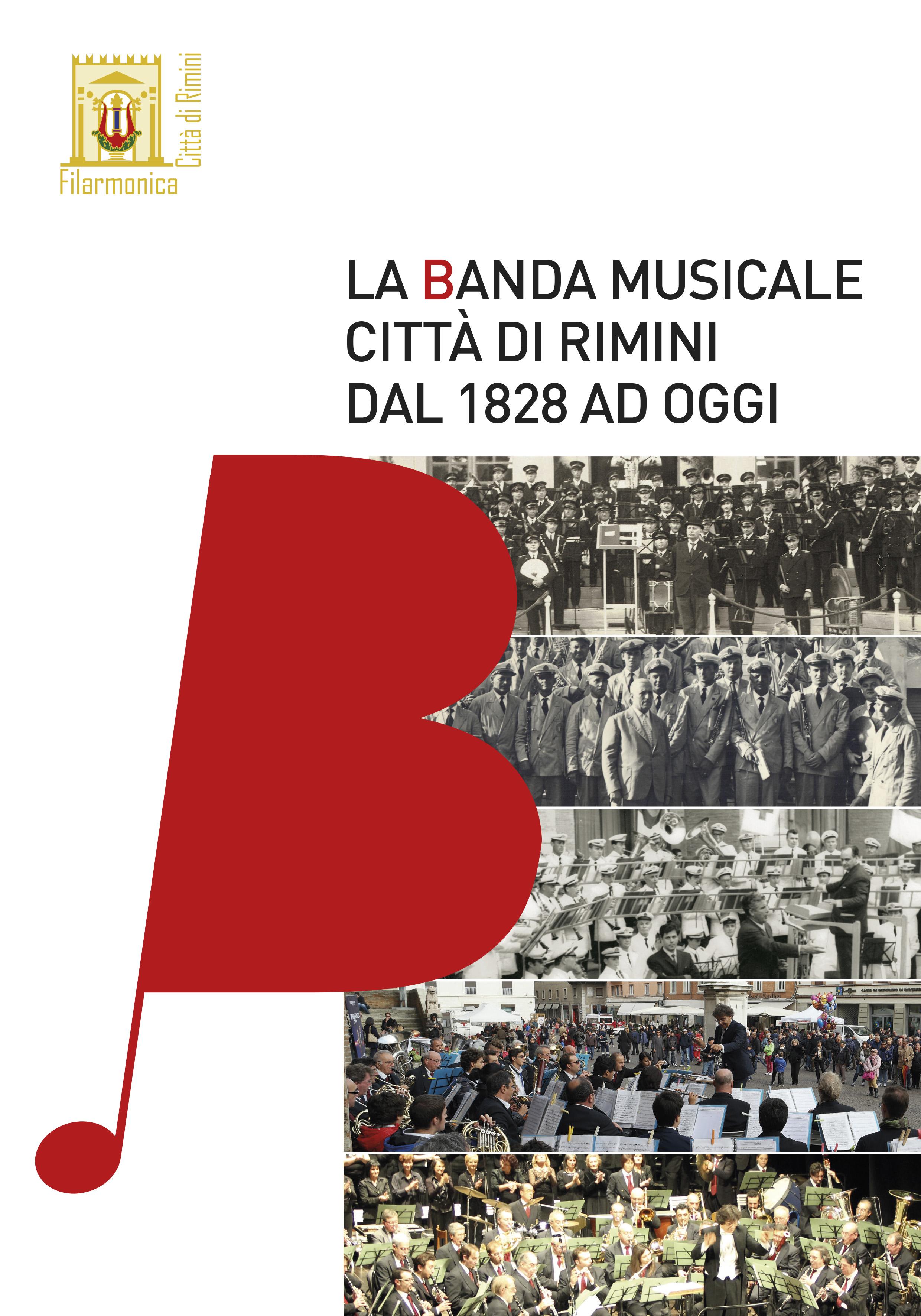 """Conferenza stampa di presentazione del """"La Banda città di Rimini dal ..."""
